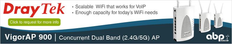 DrayTek Dual Band AP 900