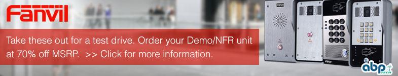 Fanvil Doorphones and Intercoms  NFR