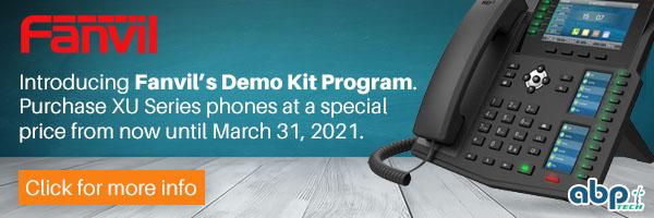 Fanvil Demo Kit Program
