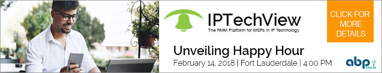IPTechView Unveiling Happy Hour - Feb. 14, 2018 - Fort Lauderdale
