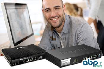DrayTek Managed Routers Vigor2926 and Vigor2952