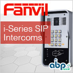 Fanvil i-Series SIP Intercoms - FREE shipping to Continental US during July