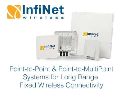 ABP, ALGcom and InfiNet Wireless @ IWCE in Orland, FL   ABP