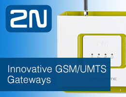 Innovative GSM/UMTS Gateways