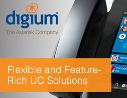 Flexible and Feature-rich UC Solutions