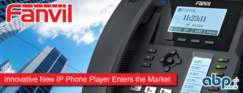 Fanvil - New Innovative IP Phone Player Enters the Market