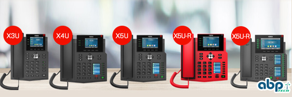 Fanvil XU Series IP Phones