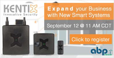 Kentix Webinar - September 12 @ 11 AM CDT