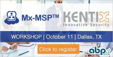 Mx-MSP & Kentix Workshop - October 11 @ ABP HQ