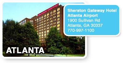 Atlanta - August 5-6