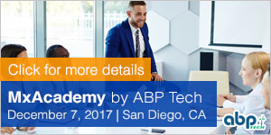 MxAcademy by ABP Tech - December 7, 2017 in San Diego, CA