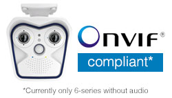 MOBOTIX 6 series now ONVIF compliant