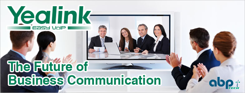 Yealink Video Conferencing - The Future of Business Communication