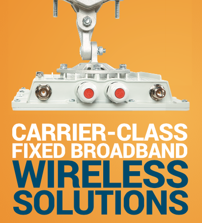 InfiNet Wireless: Carrier-Class Fixed Broadband Wireless Solution
