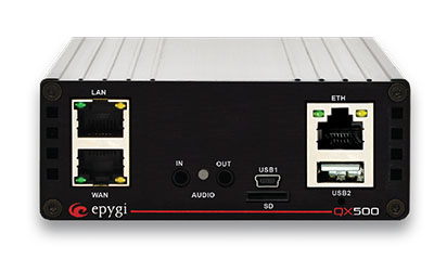 Epygi QX500 IP PBX